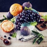 Season Fruit Background Royalty Free Stock Photos
