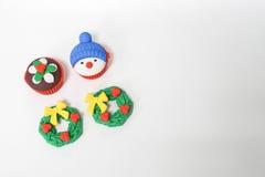Season greeting Christmas symbol celebration Stock Images