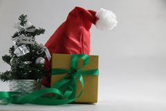 Season Greeting, Merry Christmas and Happy New Year Royalty Free Stock Photo