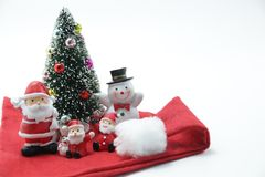 Season Greeting, Merry Christmas and Happy New Year Stock Photography