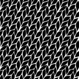 Season leaves seamless pattern Stock Photography