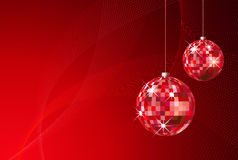 Season's greetings. Season greetings party themed background Stock Photography