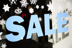 Season sale Stock Photography