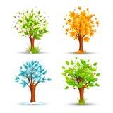 Season Tree Stock Photo