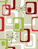 Season vector background - seamless pattern. Seamless pattern in retro style Stock Photos