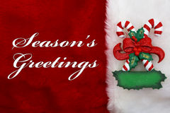 Season& x27;s Greetings Stock Image