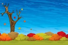 Seasonal background Stock Photo