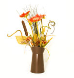 Seasonal Bouquet Stock Photography