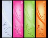 Seasonal decoration vector Stock Photos