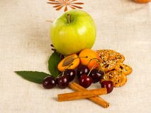 Seasonal Diet Stock Photo