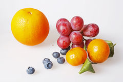 Seasonal fruit Stock Photography