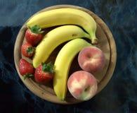 Seasonal fruits Stock Photography