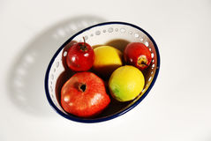 Seasonal fruits Stock Images