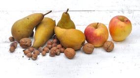 Seasonal fruits Royalty Free Stock Image