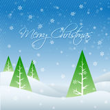Seasonal greeting Royalty Free Stock Photo