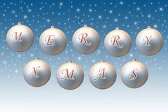 Seasonal greetings Stock Photography