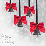Seasonal holidays greeting card Royalty Free Stock Photography