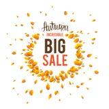 Seasonal incredible sale Royalty Free Stock Images