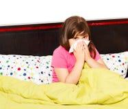 Seasonal Influenza Royalty Free Stock Photography