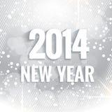 Seasonal new year greeting Royalty Free Stock Photo