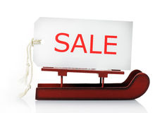 Seasonal sale Royalty Free Stock Images