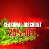 Seasonal sale Stock Image