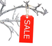Seasonal sale Stock Photos