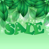 Seasonal sale Stock Photos
