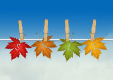Seasonal sales Stock Images