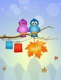 Seasonal sales Royalty Free Stock Image