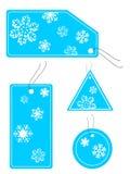 Seasonal Sales labels. Vector illustration - Seasonal Sales labels Royalty Free Stock Photo