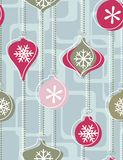Seasonal vector background. Seamless pattern Royalty Free Stock Photos