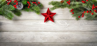 Seasonal Wooden background Stock Photos