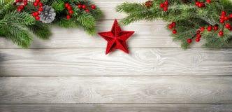 Seasonal Wooden background Stock Photos