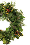 Seasonal Wreath Stock Photos
