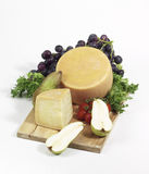 Seasoned cheese Royalty Free Stock Images