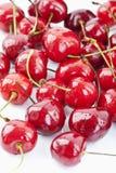 Seasoned cherries Stock Images
