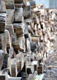 Seasoned Firewood Stock Photography