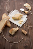Seasoned italian Cheese Royalty Free Stock Images