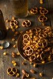 Seasoned Pub Snack Mix Stock Photography