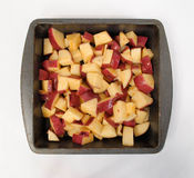 Redskin Potatoes. Royalty Free Stock Image