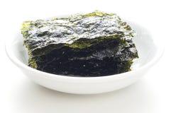 Seasoned seaweed Stock Photo