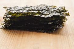 Seasoned seaweed Royalty Free Stock Image