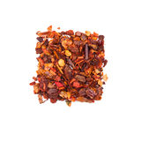Seasoning dried paprika Stock Photo