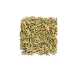 Seasoning fennel seeds Royalty Free Stock Images