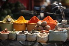 Seasoning of India Royalty Free Stock Images