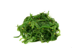 Seasoning seaweed Stock Images