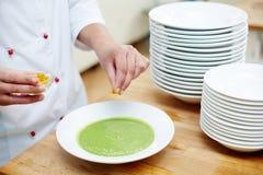 Free Seasoning Soup Royalty Free Stock Photography - 112973297