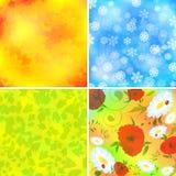 Seasons Royalty Free Stock Image