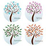 Seasons Royalty Free Stock Photos